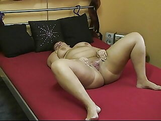 Annadevot - Masturbate and fucked in the ass