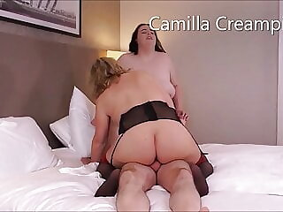 Creampies Threesome with Macy Gray Promo