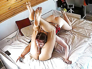 Amateur Young Beauty – Guest Girl Shooting Adult Movie