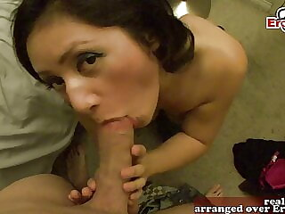 British homemade video – couples try porn with big cock