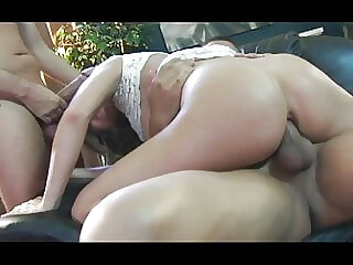 Dirty Nympho Loves Double Penetration