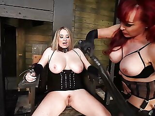 Angelina Castro, Maggie Green And Sexy Vanessa Like BDSM Sex!
