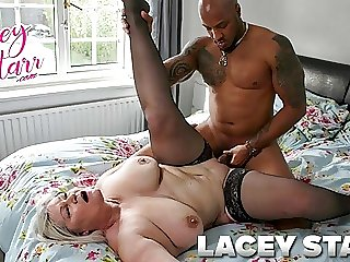 LACEYSTARR - Hot Wife Caught At It