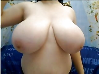 Huge Webcam Tits 9