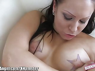 burningAngel Anal POV for Curvy Tattooed Ho