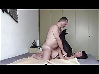 Sissy Whore Andrea Fucked By Daddy