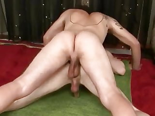 Gay Slutboy Fucked by Many Men