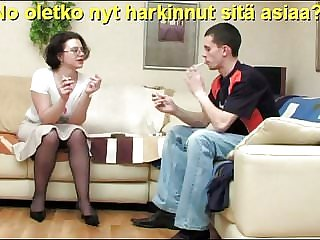 Slideshow with Finnish Captions: Mom Dolores 3