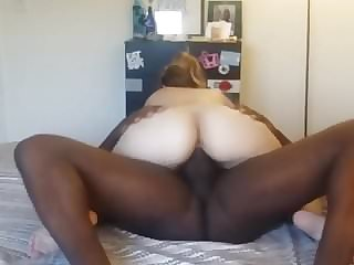 Gets Her Some Bbc After Shower