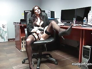 Amateur Big titted milf hard sodomized