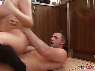 PURE XXX FILMS The next door Party Girl