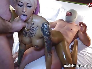 My Dirty Hobby - Anni-Angel Gangbang Einoelung