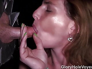 Gloryhole Facial Compilation