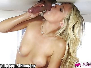 MlkingTable Deepthroat Therapy with Scarlet Red