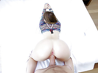 TeenCurves - Tiny Teen With Fat Ass Gets Fucked