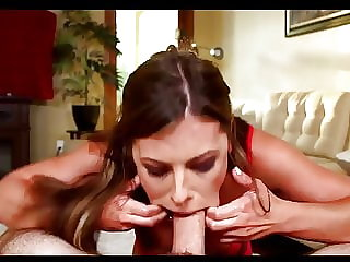 AD Incredible Sloppy Deep throat BJ
