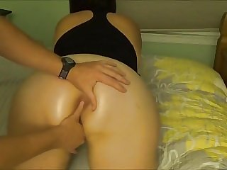 First time anal !