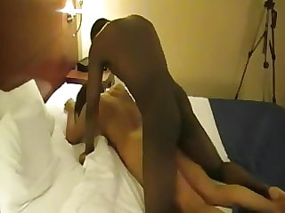 She wanted to try BBC, hubby oblidged.