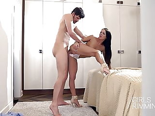 GIRLSRIMMING - Another First Date Nia Black