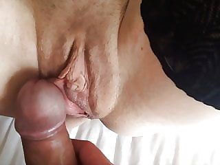 Wife Gets Fucked Raw at the Hotel Part 1