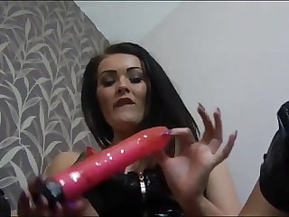 Mistress Wants You To Suck Cock