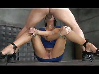 Hard BDSM action with sexy Bitch by Cezar73