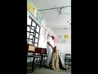 desi school teacher