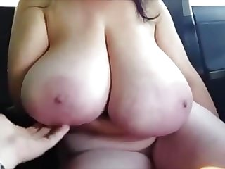 Big and Saggy Titties (Jerk Off Challenge)