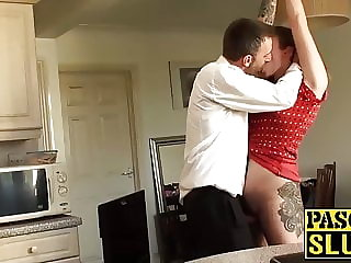 Ava Austen getting a hard and rough butt banging by Pascal